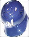 Milwaukee Brewers Left Flap CoolFlo Official Batting Helmet