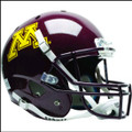 Minnesota Golden Gopher Full XP Replica Football Helmet Schutt