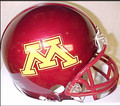 Minnesota Golden Gophers Mini Replica Helmet