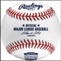 2012 Houston Astros 50th Anniversary 1962-2012 Rawlings MLB Game Offic