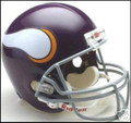 Minnesota Vikings 1961-79 Throwback Full Size Replica Helmet