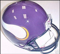 Minnesota Vikings 1983-01 Throwback Full Size Authentic Helmet