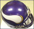 Minnesota Vikings 1983-2001 Z2B Throwback Mini Replica