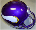 Minnesota Vikings 1983-01 Throwback Full Size Replica Helmet