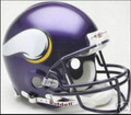 Minnesota Vikings 2006-2012 Full Size Authentic Helmet