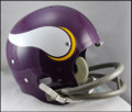 Minnesota Vikings Full Size TK Suspension Throwback Helmet 1961-79