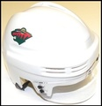Minnesota Wild Mini NHL Replica Hockey Helmet