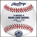 2012 New York Mets 50th Anniversary Rawlings MLB Game Official Major L