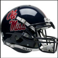 Mississippi (Ole Miss) Rebels Authentic Schutt XP Football Helmet