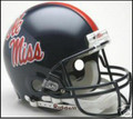 Mississippi Ole Miss Rebels Full Size Auhtentic Helmet