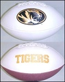 Missouri Tigers Rawlings Jarden Sports Signature NCAA Full Size Fotoball Football