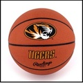 Missouri Tigers Full SIze Tip Off Basketball