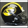 Missouri Tigers Miniature Football Helmet Desk Caddy NEW