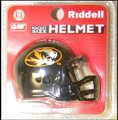 Missouri Tigers NCAA Pocket Pro Single Football Helmet