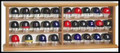 MLB Riddell Pocket Helmet Set And Case