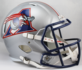 Montreal Alouettes CFL Full Size Replica Speed Helmet