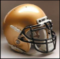 Navy Midshipmen Full Size Replica Schutt Helmet