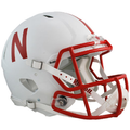 Nebraska Cornhuskers Authentic Speed Helmet