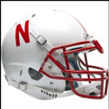 Nebraska Cornhuskers Authentic Schutt XP Football Helmet