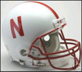 Nebraska Cornhuskers Full Size Authentic Helmet