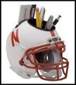 Nebraska Cornhuskers Helmet Desk Caddy