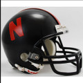 Nebraska Cornhuskers NCAA Mini Football Helmet Black