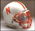 Nebraska Huskers Full Size Authentic Schutt Helmet