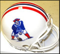 New England Patriots 1982-89 Z2B Mini Replica Throwback