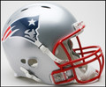 New England Patrioits Revolution Full Size Authentic Helmet