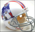 New England Patriots 1965-81 Full Size Replica Throwback Helmet