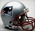New England Patriots Full Size Authentic Helmet
