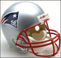 New England Patriots Full Size Replica Helmet