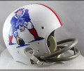New England Patriots Full Size TK Suspension Throwback Helmet 65-81