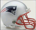 New England Patriots Mini Replica Helmet