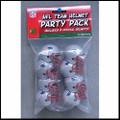 New England Patroits Gumball Helmet Party Pack