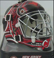 New Jersey Devils Mini Replica GoalieMask