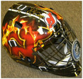 New Jersey Devils NHL Full Size Street Extreme Youth Goalie Mask
