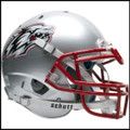New Mexico Lobos Authentic Schutt XP Football Helmet