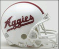 New Mexico State Aggies Mini Replica Helmet
