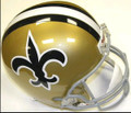 New Orleans Saints 1967-1975 Full Size Replica Throwback Helmet