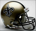 New Orleans Saints Full Size Authentic Helmet