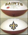 New Orleans Saints Full Size Logo Football