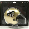 New Orleans Saints Helmet Bank