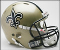 New Orleans Saints Revolution Full Size Authentic Helmet