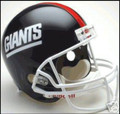 New York Giants 1981-99 Full Size Replica Throwback Helmet