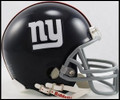 New York Giants 61-74 Z2B Throwback Mini Replica Helmet