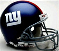 New York Giants Full Size Authentic Helmet