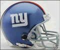 New York Giants Mini Replica Helmet