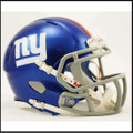 New York Giants Mini Speed Football Helmet