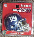 New York Giants NFL Pocket Pro Single Football Helmet